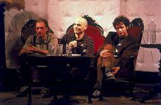 SODA STEREO l Conf de prensa  Álbum #SueñoStereo   Discoteca Morocco, Buenos Aires. 29 de junio de 1995