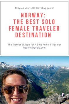 Norway is the best solo female traveler destination in the world. Why is this? Is it because of the beautiful scenery like Geiranger and Fjord Norway? Or perhaps it's the low crime rate and the fact that almost everyone speaks English besides their native tongue Norwegian?If it is your first time traveling as a solo female traveler, I would recommend going somewhere safe and comfortable. Because when traveling solo around the world, the biggest concern and priority for most of us is to stay…
