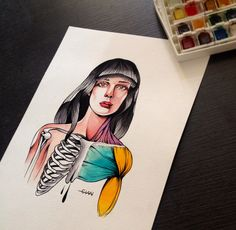 Anatomy original drawing by me :)  Gianpiero Cavaliere