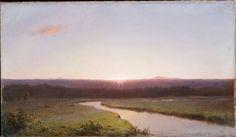 Frederic Edwin Church (1826-1900), Sunrise, October-December 1862