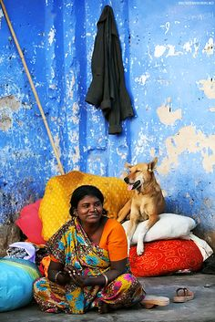 Colours of Jodhpur, India