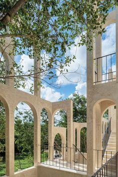 Terreo Studio Develops a Classical Yet Contemporary Residential Complex in Tulum, Mexico - Interior Design