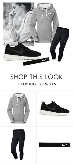 """""""Untitled #68"""" by erna-pozderovic ❤ liked on Polyvore featuring interior, interiors, interior design, home, home decor, interior decorating, The North Face and NIKE"""