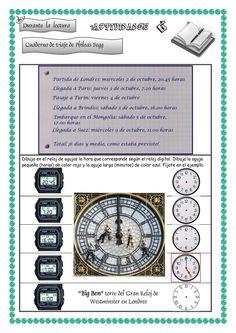 Estas actividades son para el 2º ciclo de Educación Primaria.
