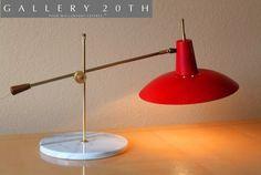 Beautiful... but not that beautiful! Over $5K?BEAUTIFUL Mid Century Modern Arteluce Desk by GALLERYTWENTIETH