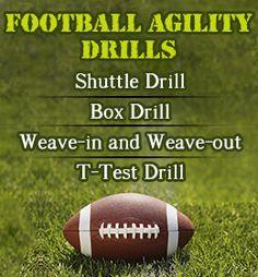 Agility Drills for Football