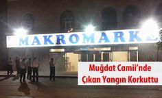 Yenişehir İlçesi Gazi Mahallesi'nde bulunan Mersin'in en büyük camisi Muğdat Camii trafosunda çıkan yangın mahalleliyi korkuttu. http://www.yenisehirgundem.com/mugdat-camiinde-cikan-yangin-korkuttu.html