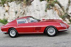 Steve McQueen's  1966 Ferrari 275 GTB N.A.R.T.