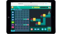 Opeta ohjelmointia Bomberbotin avulla! Games, Robot, Gaming, Robots, Plays, Game, Toys
