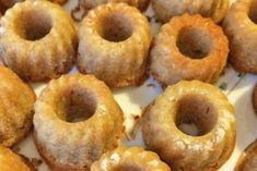 Ein Mandel Honig Mini Gugelhupf schmeckt himmlisch. Das Rezept zum Vernaschen mit Freunden.