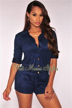 Black Romper, Black Jumpsuit, Western Wear For Women, Hot Miami Styles, Miami Fashion, Long Sleeve Romper, Clubwear, Cute Outfits, Church Clothes