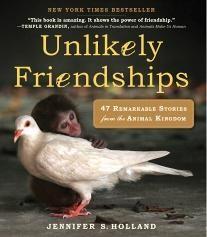 Heartwarming stories of interspecies friendships.