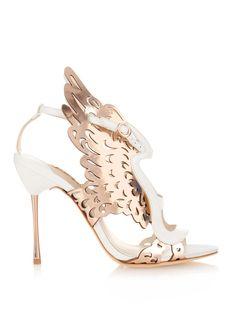 Parisa angel-wing leather sandals   Sophia Webster   MATCHESFASHION.COM US
