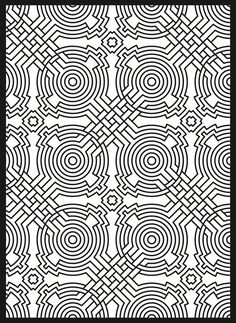 Pattern coloring pages, adult coloring pages, coloring books, mandala color Geometric Coloring Pages, Mandala Coloring Pages, Colouring Pages, Coloring Sheets, Coloring Books, Adult Coloring Pages, Pattern Coloring Pages, Doodle Coloring, Mosaic Art