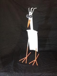 My articl shovel bird