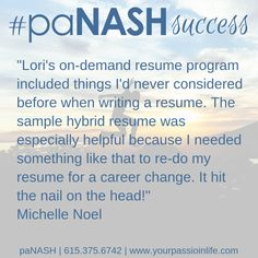 paNASH passion & career coaching helps those of you who feel stuck in your career get unstuck and put your passion and purpose into action! My Resume, Career Coach, Feeling Stuck, Career Change, Coaching, Success, Passion, Writing, Feelings