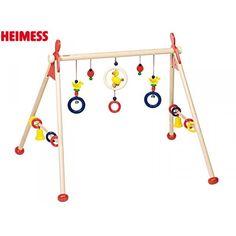 Un jeu en bois coloré toujours à portée de main ! Il stimule la coordination entre les mains et les yeux. Grâce au réglage à plusieurs niveaux, les jouets sont toujours proches. Portique d'activités bébé, en bois, décor canard dansant 3 hauteurs réglables. Best Kids Toys, Montessori Toys, Cool Kids, Woodworking, Baby, Inspiration, Baby Ducks, Wood Games, Wooden Toys