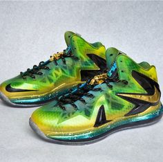 Lebron 100 Shoes