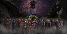 'Os Vingadores 3 e 4' trarão o fim e o recomeço do Universo Cinematográfico da Marvel