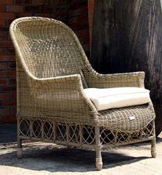 Classic Home Myanmar Rattan Furniture, Chair