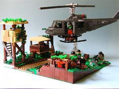 Go Get 'em, Boys!: A LEGO® creation
