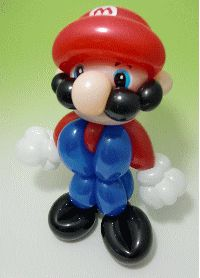 Super Mario balloon. Just a picture no instructions