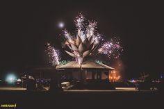 Burning Man '15 - Night
