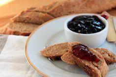 Cabernet jelly -- delicious! #recipe