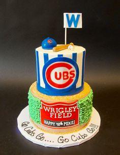 Cubs Win! Birthday C