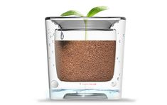 Self-Watering Flowerpot Keeps Your House Plants Alive | Gadgets, Science & Technology