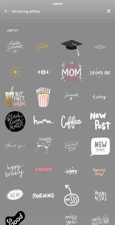 Instagram Blog, Instagram Words, Instagram Emoji, Instagram Editing Apps, Feeds Instagram, Iphone Instagram, Instagram Frame, Instagram And Snapchat, Instagram Story Ideas