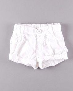 Pantalón corto (talla 3 meses) 3,25€ http://www.quiquilo.es/bebe-nina/370-pantalon-corto.html