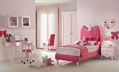 camera per bambine/bedroom for girls composizione 26