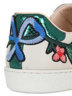 SNEAKERS - GUCCI - LUISAVIAROMA.COM - MEN'S SHOES - FALL WINTER 2016…