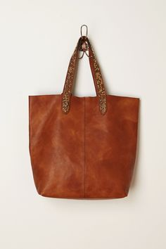 Sequin Strap Tote - Anthropologie