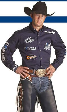 Mike White. A favorite rider.