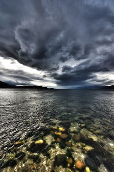 Loch Linnhe to the Isle of Mull.