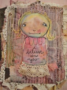I Believe In You by curiouserdesign, via Flickr