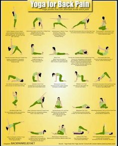 Yoga for back pain...maybe this will work?