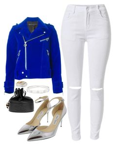 """""""Burrrr"""" by kokoclinton ❤ liked on Polyvore featuring Marc by Marc Jacobs, Jimmy Choo, Chanel and Cartier"""