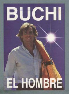 Hernán Buchi, elección presidencial 1989