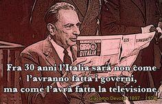#TV #Televisione #Italia