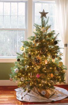 Pretty little Christmas tree