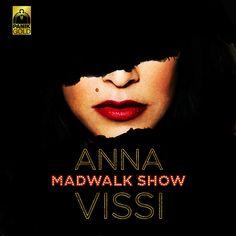 Anna Vissi - MAD Walk Show 2014 - Album Cover for Panik Records, Greece