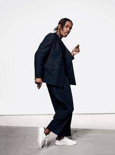 Asap Rocky Fashion Killa Shoes Trend Ideas