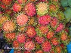 rambutan thailand Thailand, Herbs, Plants, Exotic Fruit, Fruit, Herb, Planters, Plant, Spice