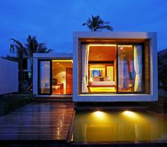 Ein Traum für Designliebhaber: Casa de la Flora, Khao Lak / Thailand