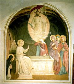 Resurrection by Fra Angelico