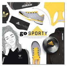 How to wear go sporty adidas outfit idea 2017 – fashion trends ready Girl Fashion Style, Sport Fashion, Fashion 2017, Fashion Shoes, Fashion Women, Fashion Trends, Adidas Outfit, Adidas Shoes, Adidas Originals