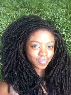Comprehensive guide with a deep dive into the history of dreadlocks or locs, step-by-step tutorials, FAQs, inspirational photos, and recommended products. My Hairstyle, Afro Hairstyles, Black Hairstyles, Wedding Hairstyles, Hairstyle Ideas, Natural Hair Care, Natural Hair Styles, Au Natural, Hair Afro